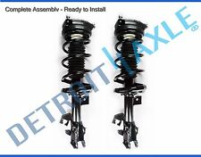 Front Strut & Coil Spring Pair for 2007 2008 2009 2010 2011 2012 Nissan Versa