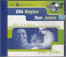 Elis Regina & Tom Jobim : O Melhor De 2 Brazilian Jazz CD FASTPOST