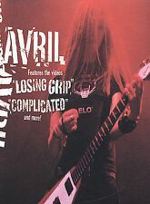 "Avril Lavigne ""Losing Grip/Complicated"" DVD! NEW! SEALED! ONLY NEW COPY ON eBAY!"
