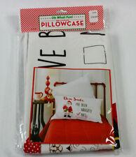 Dear Santa I've Been Nice Oh What Fun Children's Pillow Case New Standard (1)