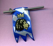 Lego--x1213px1 --Fahne mit Stange-- 4 x 8 --Banner--Löwe mit Krone-- aus 8781