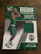JAYSON TATUM PANINI DONRUSS ROOKIE JERSEYS CARD #RJ-JT3 BOSTON CELTICS NBA