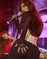Nicole Scherzinger 8x10 Concert Photo #8