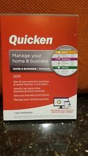 Quicken Home & Business 1-year membership for Windows NEW 2019