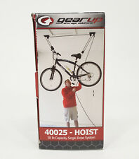 Gearup Up and Away Bike Hoist System 50 Pound Lift, Gear