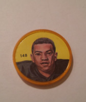 Nally's Chips (1963) - CFL Picture Discs - Bill Munsey - #148 of 100 -- Rare