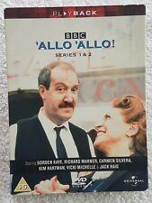 """Play Back BBC """"ALLO ALLO"""" Complete Series 1 & 2"""