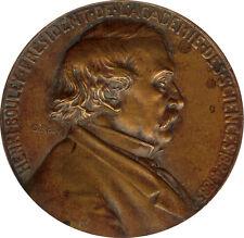 Medal - Henri BOULEY - President Academie des sciences - In original Box - UNC