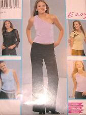 NEW +VINTAGE NEW LOOK EASY KNITS SEPARATES SEWING PATTERN 6137 SIZE 3-14 JUNIORS