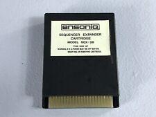 Ensniq SQX-20 Sequencer Expander Cartridge for ESQ-1 ESQ 1