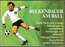 Beckenbauer am Ball - Bayern München - Sammler Kult