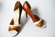 Noe High Heel Women Peep Toe Shoes UK 6 / EUR 39