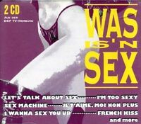 Was is'n Sex (1994, #zyx70098) Bar-Kays, Try-n-B, Les Femmes Erotiques,.. [2 CD]
