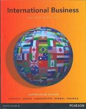 International Business - First Australasian edition, 2012 - 'The New Realities'