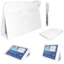 Comprimido de Cuero PU Magnético Plegable Folio Funda Para 10.1 Samsung Galaxy Note