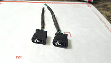 hyundai accent kia rio rio5 connector pigtail ignition coil oem 11246 (qty2)
