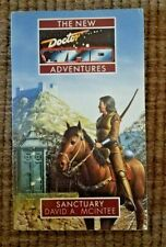 Dr. Who New Adventures: Sanctuary By David A. Mcintee (1995, Paperback)