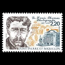 SP&M 1988 - 100th Anniv the Birth of Dr. Louis Thomas Photographer - Sc 509 MNH
