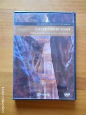 DVD LOS CENTROS DE PODER - PETRA, LA MISTERIOSA CIUDAD DEL DESIERTO (X3)