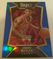 Chicago Bulls Refractor Basketball Trading Cards