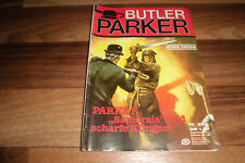 Günter Dönges -- BUTLER PARKER  # 393 -- SAMURAIS und SCHARFE KLINGEN...