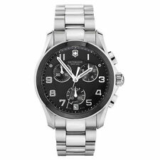 Men's Ceramic Band Wristwatches with Chronograph