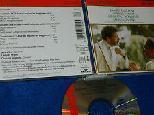 CD Mercadante James Galway Claudio Scimone FLUTE ORCHESTRA i solisti Veneti RCA