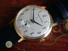 Mens vintage watch Smiths ASTRAL England 17j 60400 1968 recent service st 306