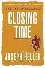 Closing Time: A Novel by Joseph Heller (Paperback, 1995)