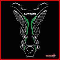 paraserbatoio adesivo KAWASAKI per moto protezione serbatoio 3d resinato