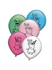Peppa Pig - 8 Ballons (verbetena 016000778)