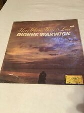 DIONNE WARWICK - ALBUM HERE WHERE THERE IS LOVE W/ALFIE FIRST RECORD JAPAN ?