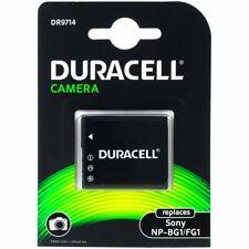 Akku kompatibel mit Digitalkamera Sony Typ NP-BG1 3,6V 1020mAh/3,7Wh Li-Ion Schw
