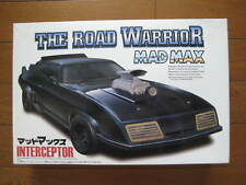 Aoshima MAD MAX 1/24 The Road Warrior V8 Interceptor Free Shipping