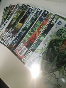 Green Lantern Corps Lot, New 52 #s 0 1-40, Annuals 1 2 Complete Run /Set