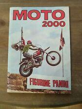 panini album complet moto 2000