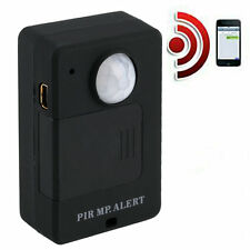 Mini PIR Alert Sensor Infrared GSM Wireless Alarm Monitor Motion Detection YG