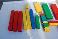 Lot de 132 briques Lego Duplo de différentes tailles