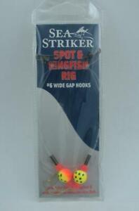 Sea Striker SSSKF-2RY Spot and Kingfish Rig 21985