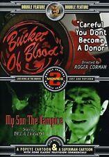 Bucket of Blood/My Son the Vampire (DVD)