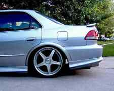 NEW HONDA ACCORD SEDAN 1998 1998 1999 2001 2002 WW STYLE REAR LIP BODY KIT
