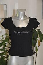 Joli petit tee shirt femme noir GUESS taille M en EXCELLENT ÉTAT