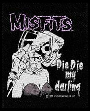 Misfits Die die my Darling Patch/Cucire-su Patch 602685 #