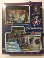 French Pokemon Mewtwo Collection Gift Box Set, Promos, And More for Card Game