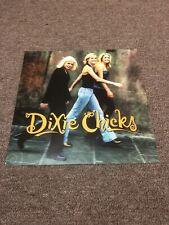 Dixie Chicks Promo Promo Album Flat Poster 1998 Wide Open Spaces