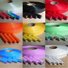 (18650 Batería) 29.5MM de ancho de 18500 Φ18.5MM PVC Envoltura De Tubo De Calor Shrink Tubo