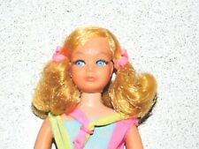 Barbie:  VINTAGE Blonde DRAMATIC LIVING SKIPPER Doll!