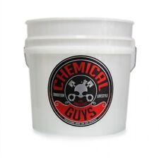 Chemical Guys Wash DEPÓSITO, Cubo de lavado 4,25 Galones con CG Logotipo