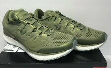 a3288efa Saucony Mens Size 14 Freedom ISO Olive Green Running Training Shoes  S20355-53
