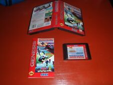 Triple Score: 3 Games in 1 (Sega Genesis, 1993) -Complete